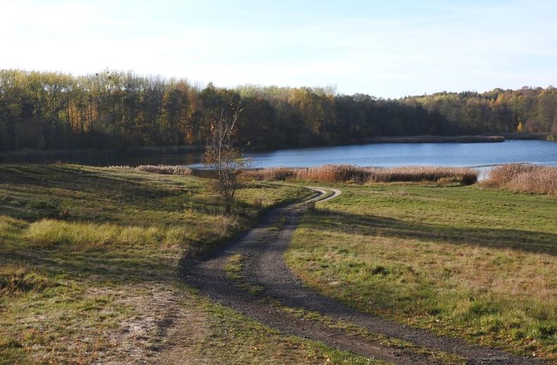 długa droga do jeziora