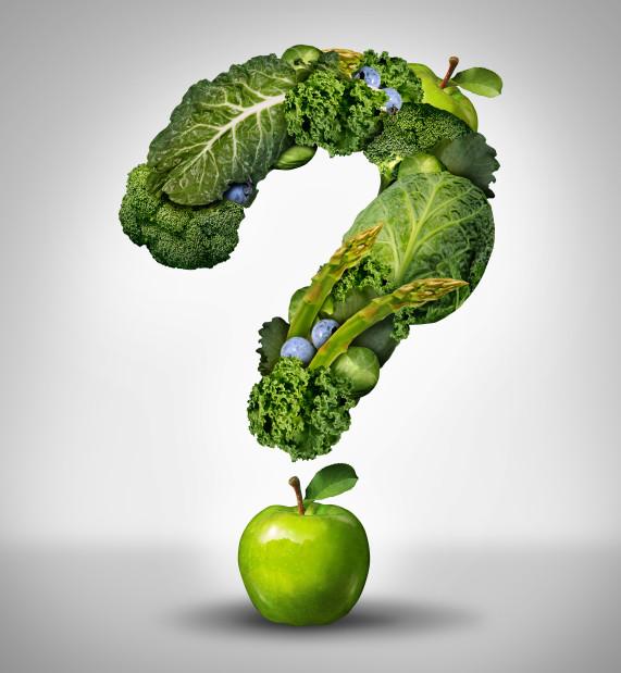 Green Diet Questions