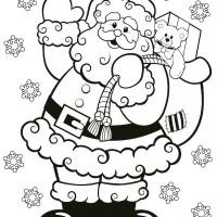 Mikołaj - arkusz pracy dla dziecka z autyzmem